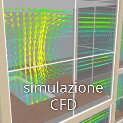 simulazione CFD