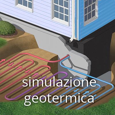 Simulazione geotermica
